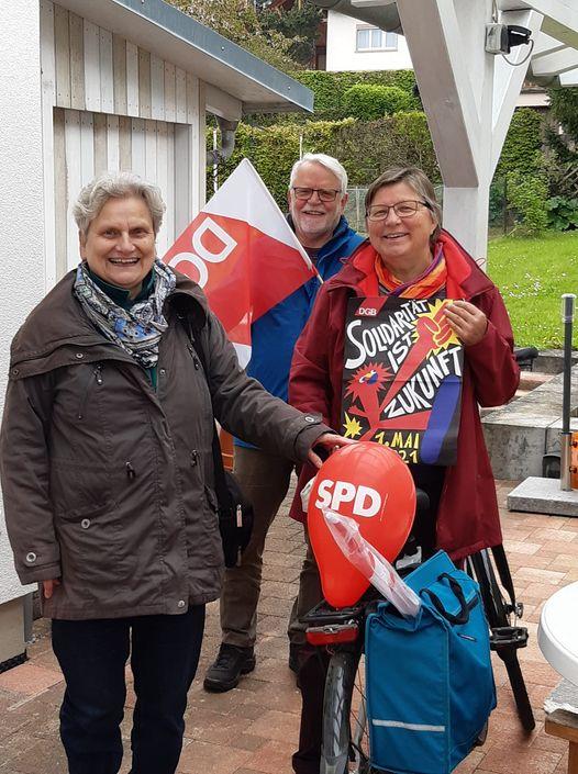 Gabi Schorpp, Hermann und Helga Pfahler